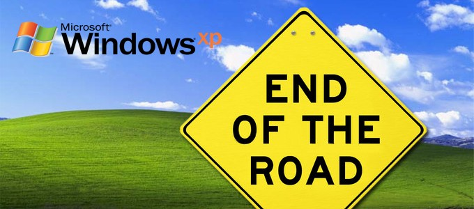 Microsoft will end updates for Windows XP April 8th. It's time to upgrade.